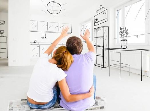 Comprar una casa en pareja