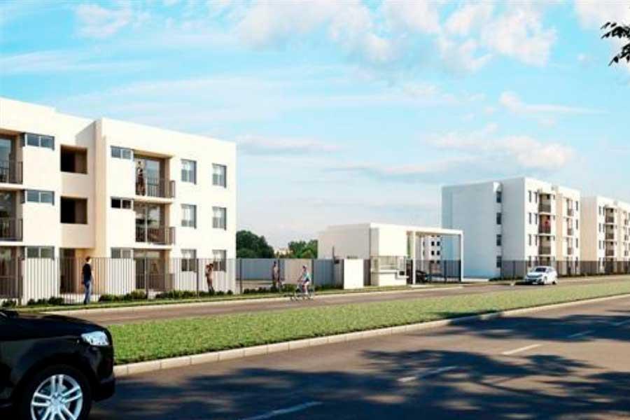 Condominio San Carlos de Puente Alto, Departamentos en Puente Alto, Venta de departamentos Puente Alto