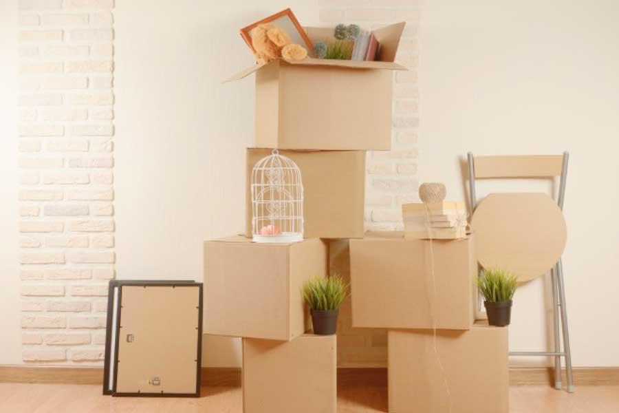 Errores al embalar para la mudanza | Problemas al cambiarse de casa |Cómo embalar para la mudanza