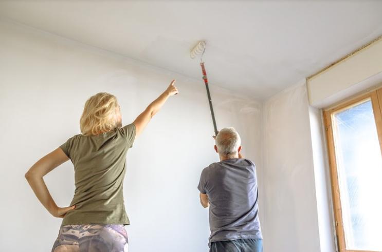 limpiar el techo de tu casa