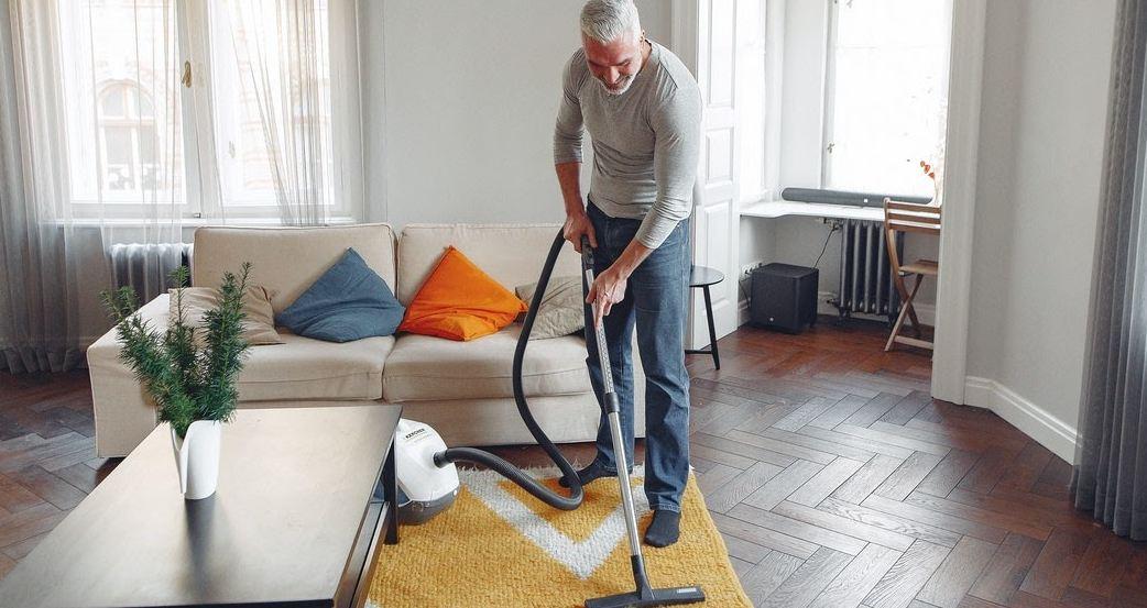 limpieza general de tu casa