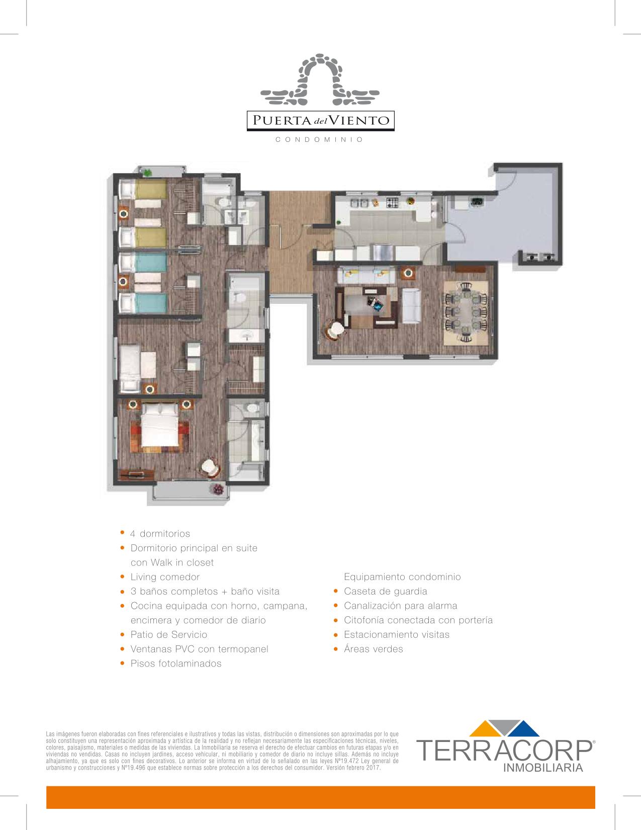 Condominio Puerta del Viento | Comprar Casas en Maipú | Casas en ...